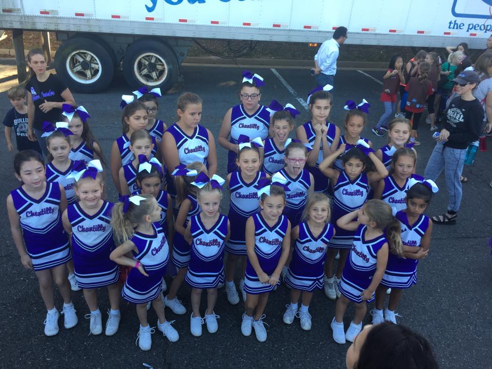 welcome to cya cheer chantilly youth association inc