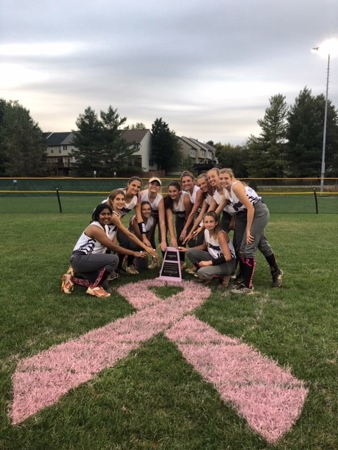 Shockwave 14U - SECOND PLACE FINISH, Breast Cancer Awareness Tournament Oct. 2019
